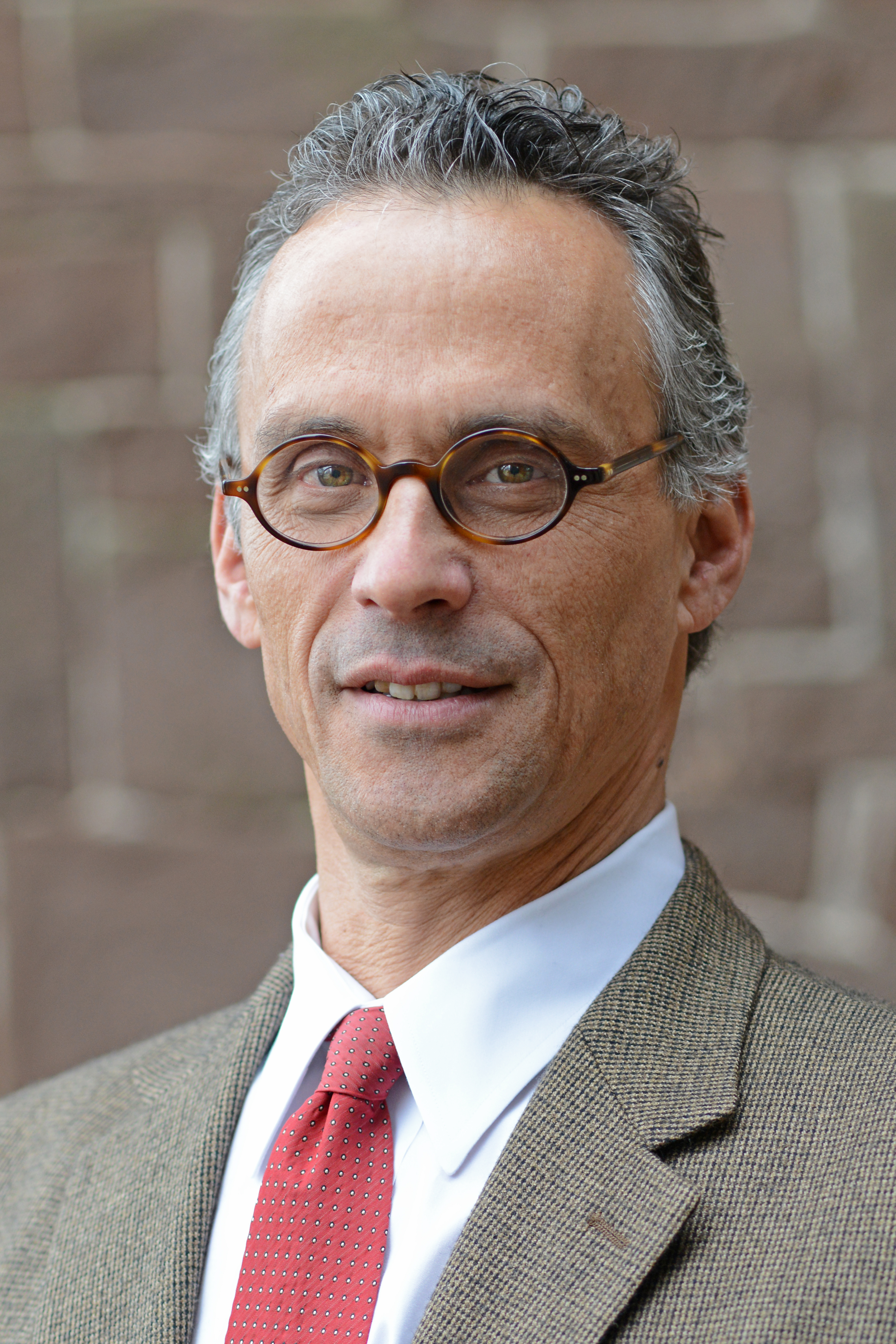 Wesleyan portrait of Michael S. Roth