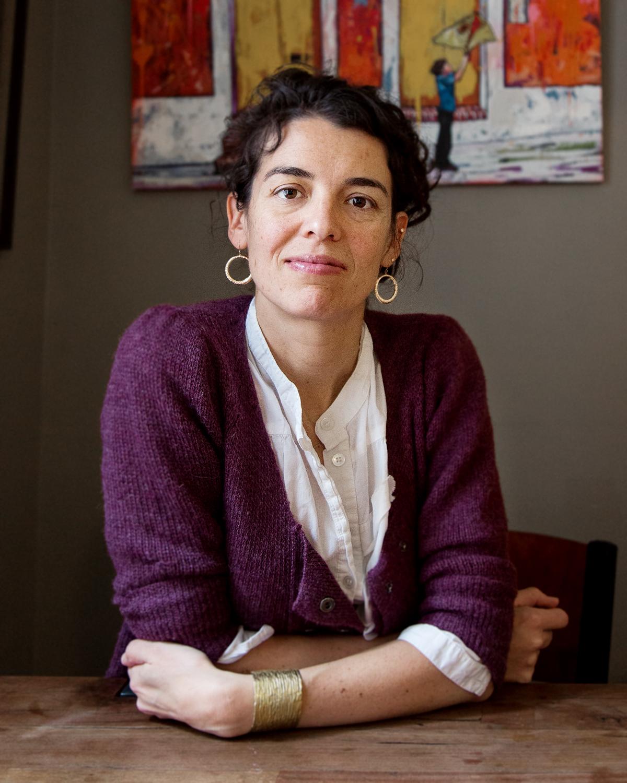 Wesleyan portrait of Quiara Alegria Hudes