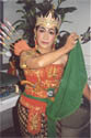 Wesleyan portrait of Urip Sri Maeny