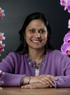 Wesleyan portrait of Ishita  Mukerji