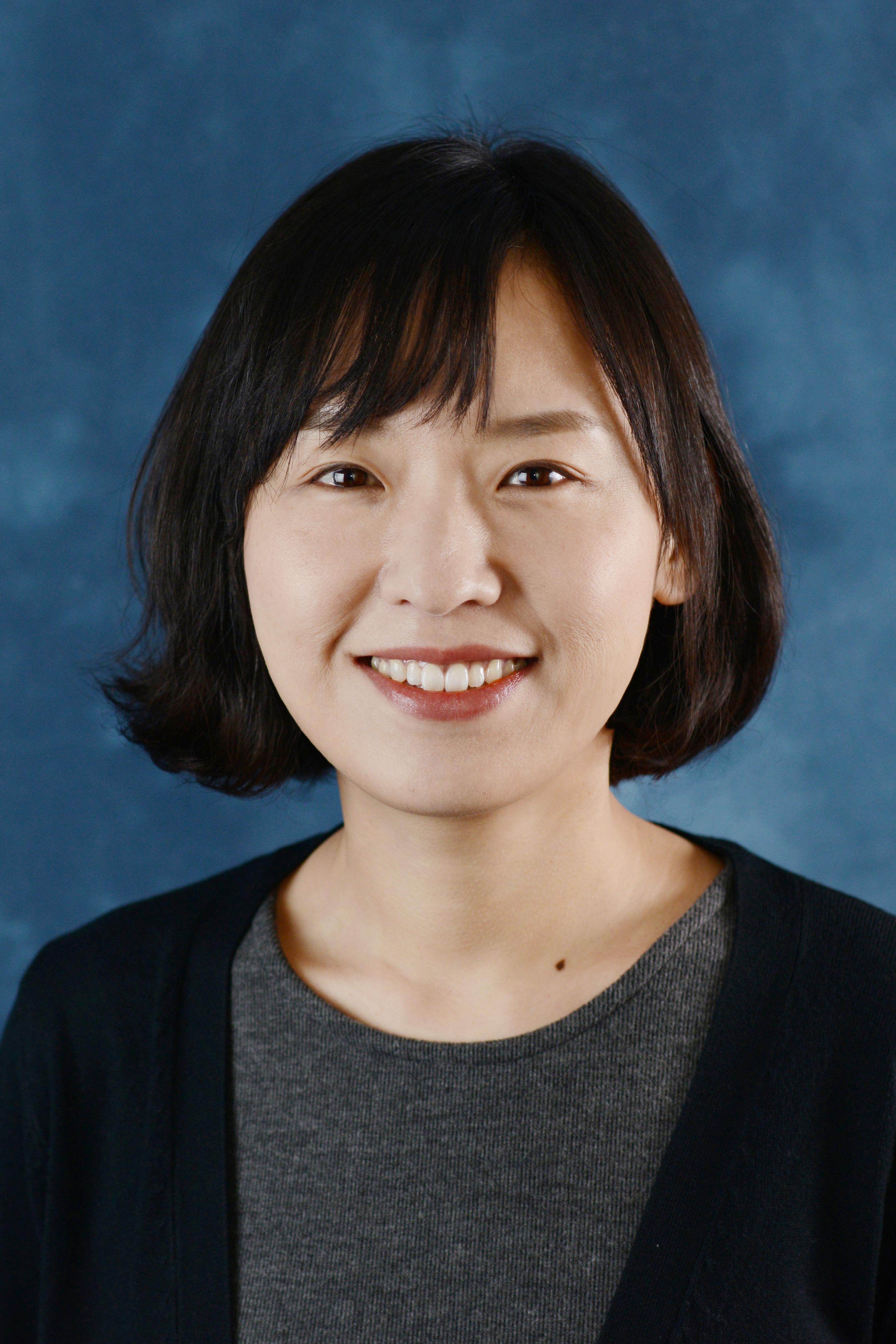 Wesleyan portrait of Kyungmi  Kim