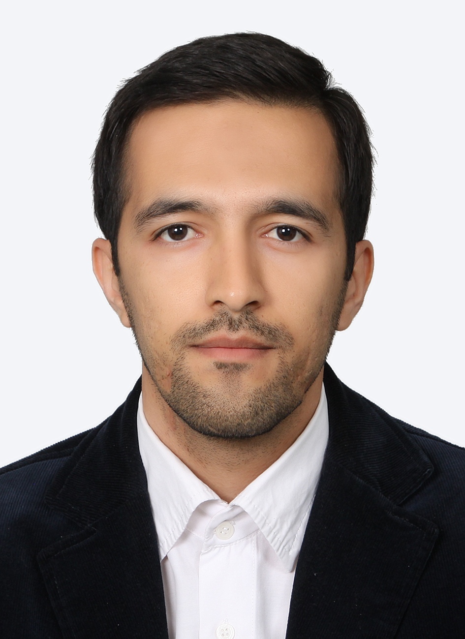 Wesleyan portrait of Mostafa  Mirabi