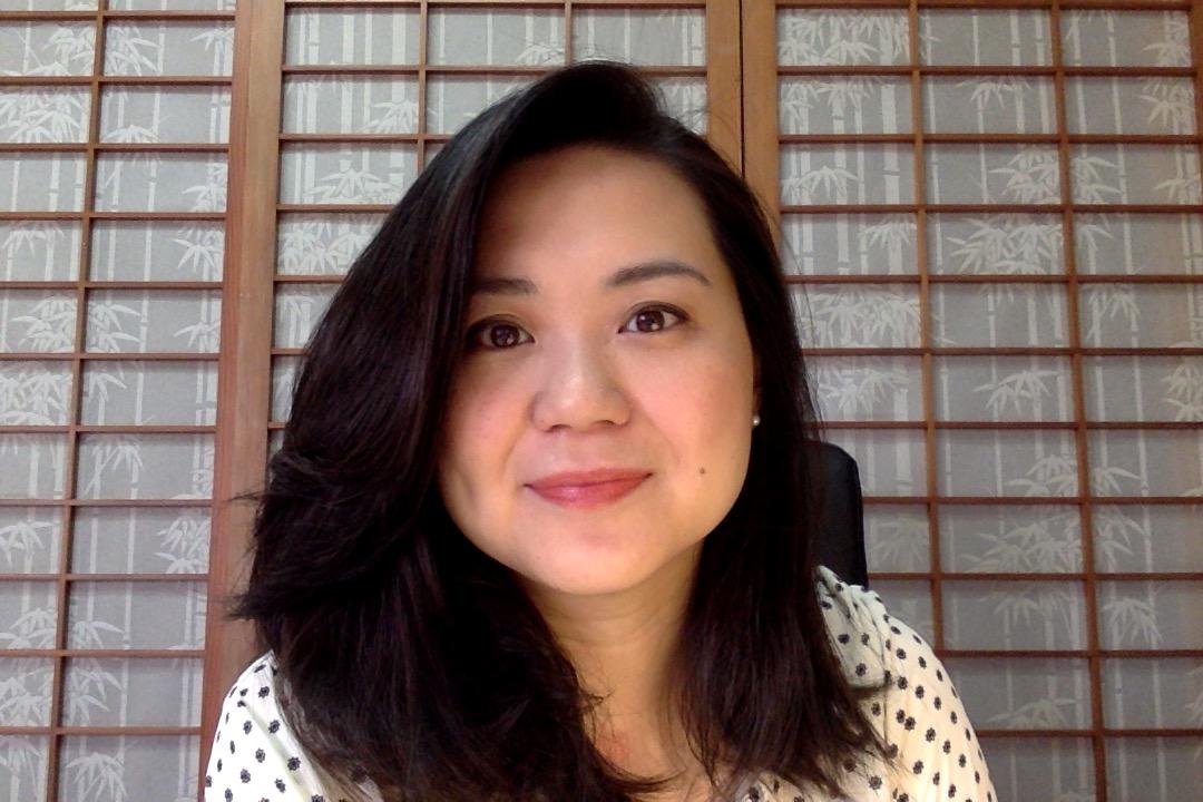Wesleyan portrait of Yu-ting  Huang