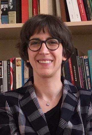 Wesleyan portrait of Sarah R. Kamens