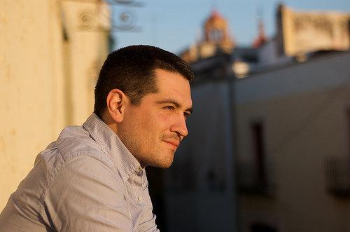 Wesleyan portrait of Mario  Hernandez