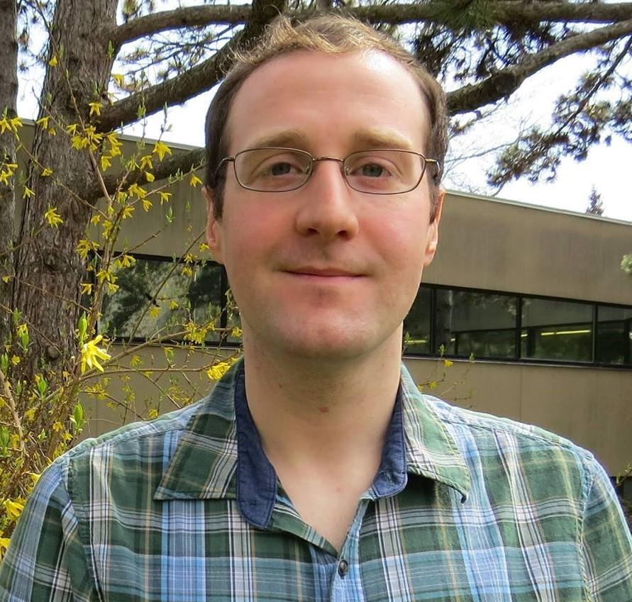 Wesleyan portrait of Mark  Hoffarth