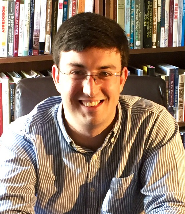 Wesleyan portrait of Kevin  Vrevich