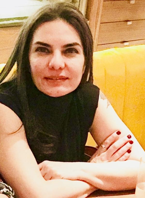 Wesleyan portrait of Afiya Shehrbano Zia