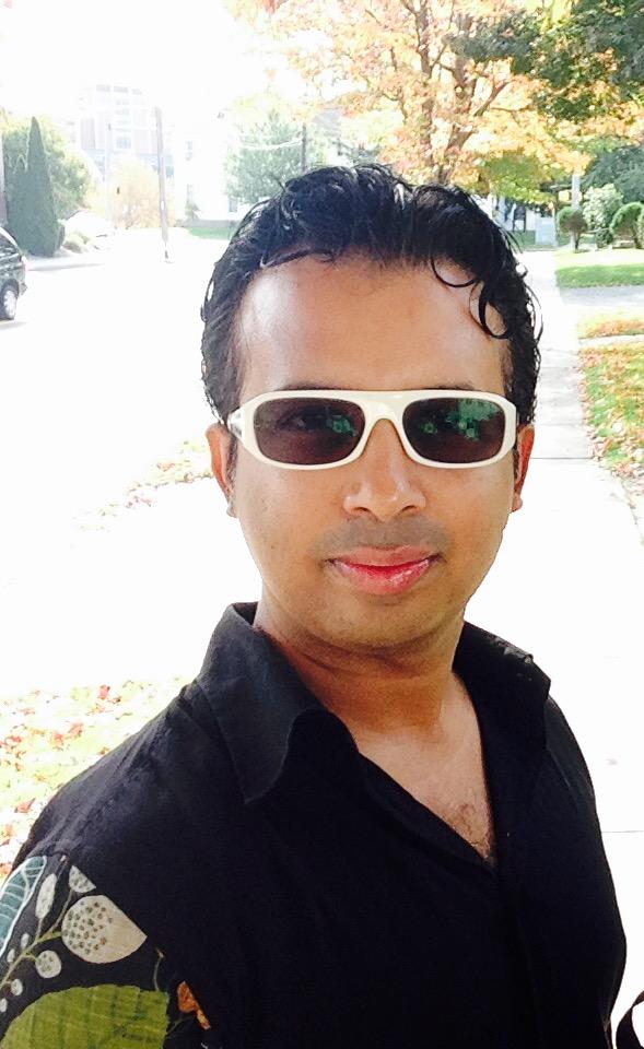 Wesleyan portrait of Hari  Krishnan