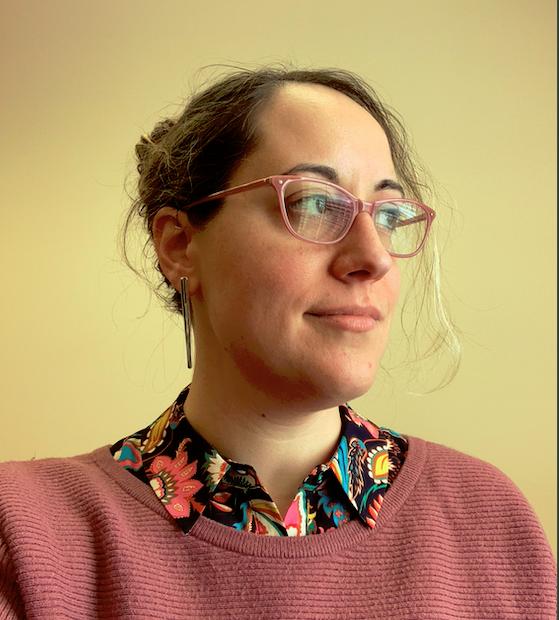 Wesleyan portrait of Sarah M Kopac