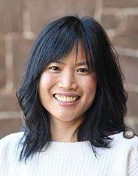 Wesleyan portrait of Amy Cynthia Tang